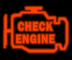 """Check Engine light"""